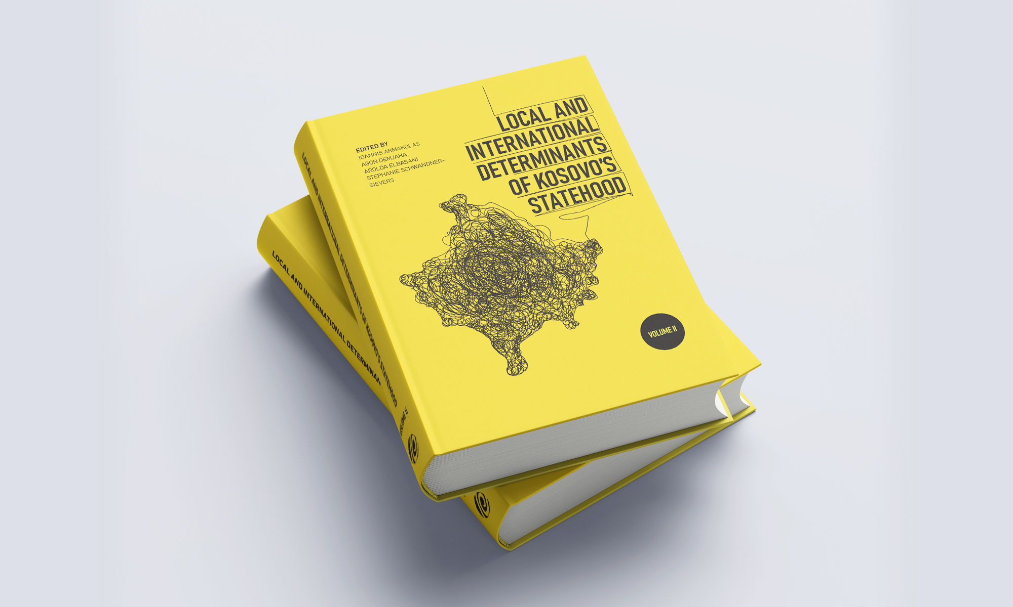 Publikimi i ri: Local and international determinants of Kosovo's statehood– Vëllimi II