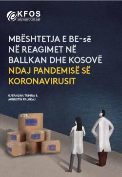 Mbështetja e BE-së në reagimet në Ballkan dhe Kosovë ndaj pandemisë së koronavirusit