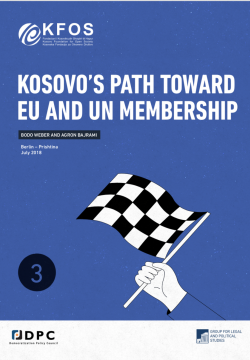 Rruga e Kosovës drejt anëtarësimit në BE dhe OKB
