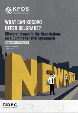 Ç'mund t'i ofrojë Kosova Beogradit?: Çështjet bilaterale në marrëveshjen gjithpërfshirëse