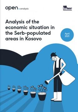 Analiza e gjendjes ekonomike të komunitetit serb në Kosovë