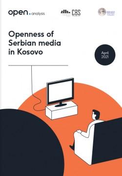 A janë dhe sa të hapura mediat serbe në Kosovë