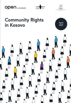 Të drejtat e komuniteteve në Kosovë