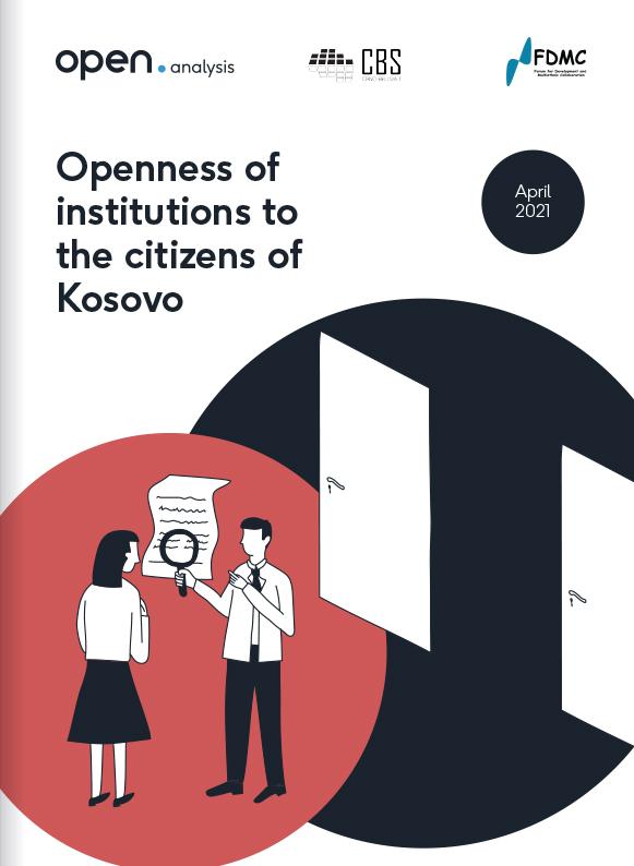 Otvorenost institucija za građane na  Kosovu