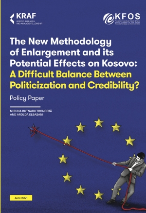 The New Methodology of Enlargement and its Potential Effects on Kosovo: A Difficult Balance Between Politicization and Credibility?