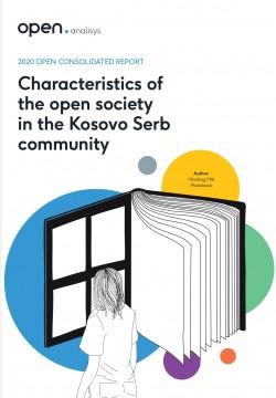 Karakteristikat e shoqërisë së hapur në komunitetin serb në Kosovë