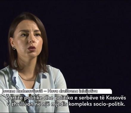Partitë politike dhe politika e srbëve të Kosovës